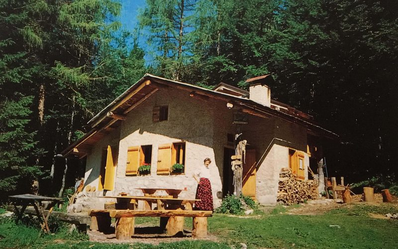 Angelini Giovanni – Sora 'l Sass (Rifugio)
