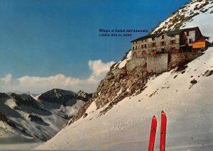 Ai Caduti dell'Adamello - Lobbia Alta (Rifugio)