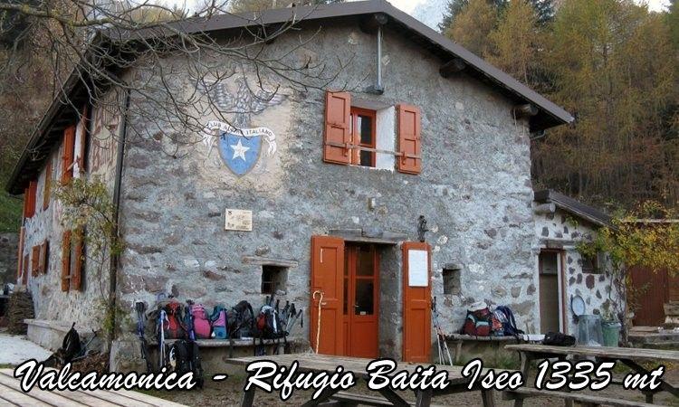 Baita Iseo (Rifugio)