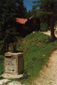 Zacchi Luigi (Rifugio) già Capanna Piemonte