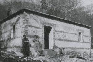 Trombetta Benedetto - le Cisterne (Rifugio)