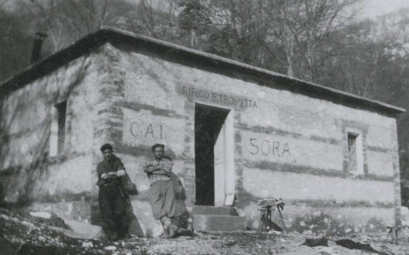 Trombetta Benedetto – le Cisterne (Rifugio)