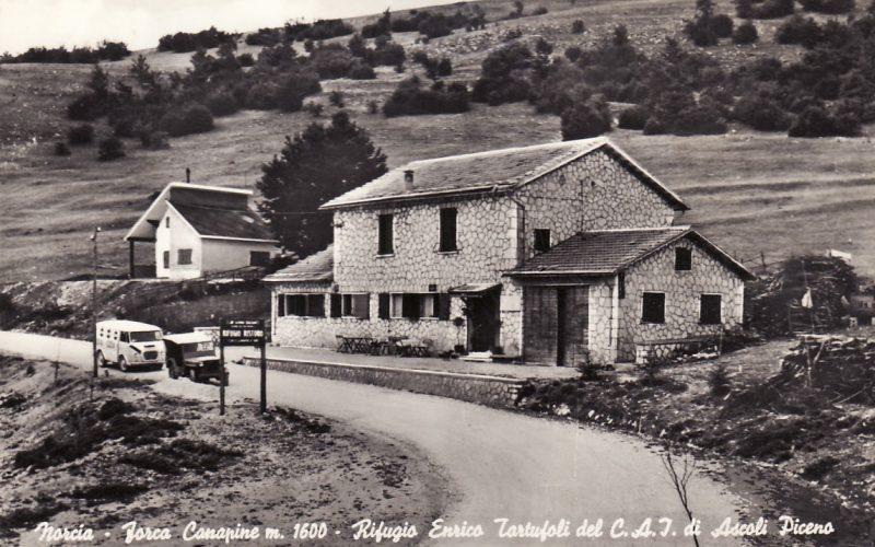 Tartufoli Enrico (Rifugio) già Rifugio Città di Ascoli