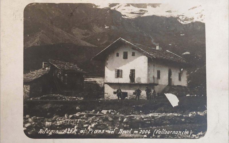 ALFA al Piano di Breuil (Rifugio)