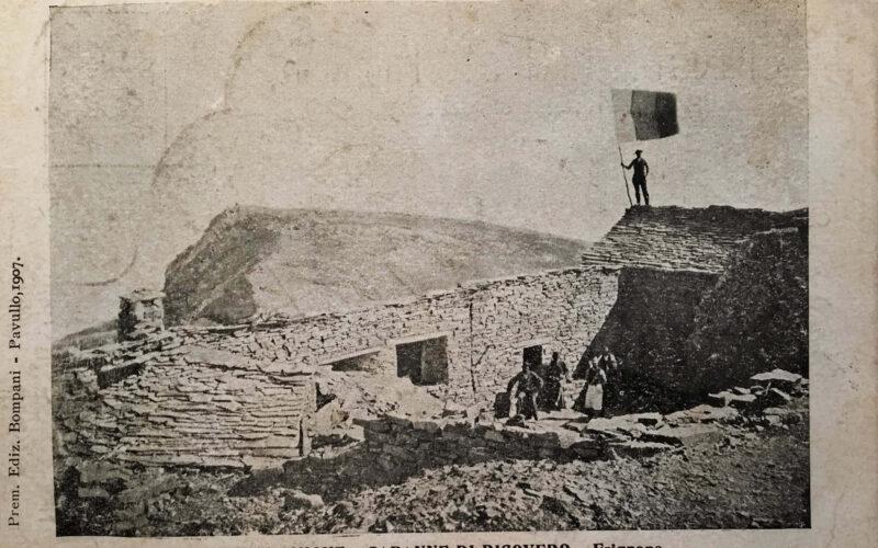 Capanne di ricovero sul Monte Cimone (Rifugio)