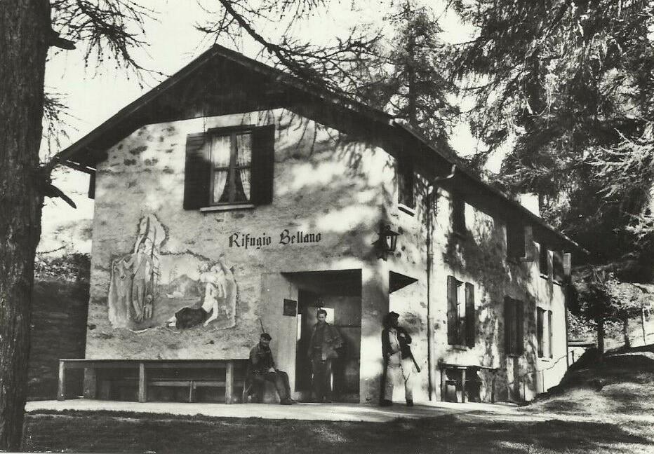 Bellano (Rifugio)