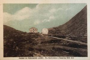 Cantoniera del Passo Foscagno (Rifugio)