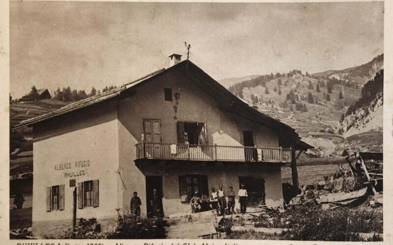 Albergo Rhuilles (Rifugio)