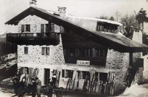Marchetti all'Alpe Mera (Rifugio) già Rifugio Sci CAI Gallarate