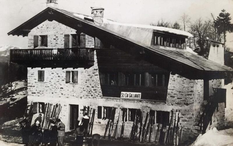 Marchetti Alfredo all'Alpe Mera (Rifugio) già Rifugio Sci CAI Gallarate