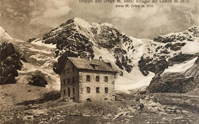 del Coston (Rifugio) già Hintergrathütte