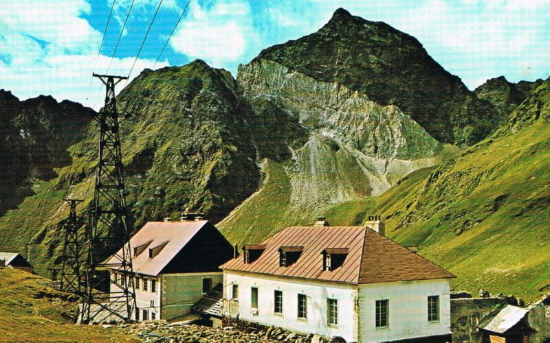 Monteneve (Rifugio) già Schneeberghütte