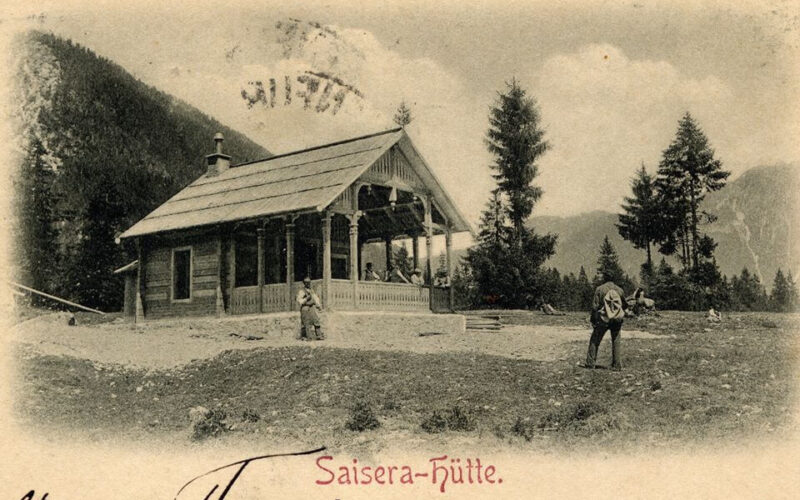 Seisera Hütte (Rifugio)